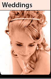 All About You Family Hair Salon - Weddings